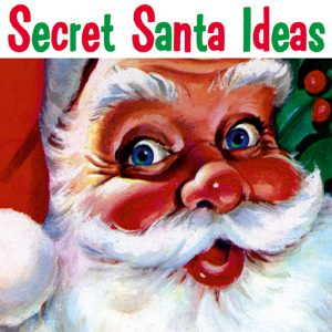 Secret Santa gift ideas under £10 for 2018