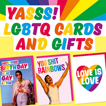 Fabulous Gay Cards and Gifts
