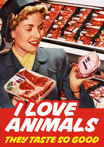 I love Animals - They taste so good