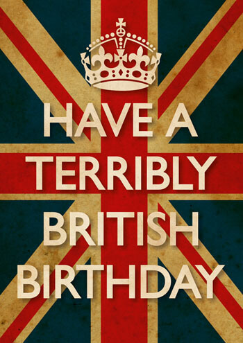 Have a terribly British Birthday [DMS 92] - £2.00 : Dean Morris Cards ...: deanmorriscards.co.uk/index.php?main_page=product_info&products_id...