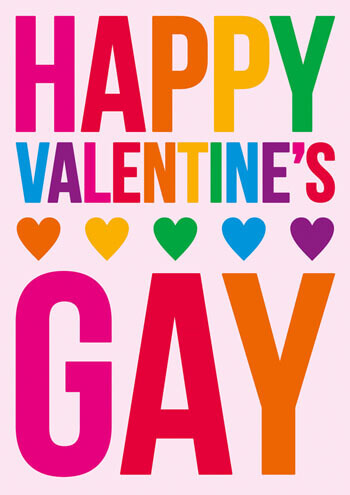 Happy Valentine's Gay