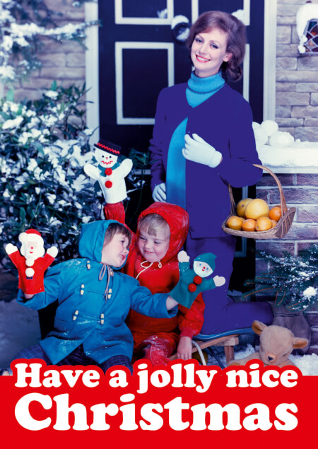Have a Jolly Nice Christmas Card