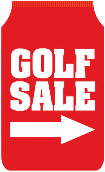 Golf Sale Travel Wallet Funny