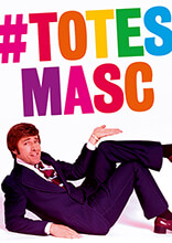Totes Masc Funny Greeting Card