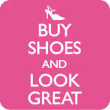 Buy Shoes And Look Great Funny Coaster