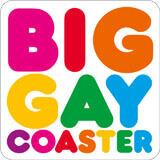 Big Gay Funny Coaster