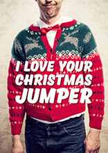 I Love Your Xmas Jumper Funny Christmas Card