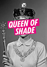 Queen Of Shade Funny Postcard