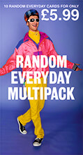 Random Everyday Funny Card Multipack